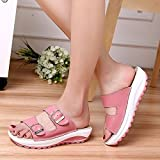 rackerose Summer New Style Fashion Women's Slippers Casual Shoes Fitness Shoes (EU Size:35-42)