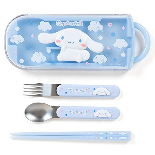 [Sanrio Cinnamoroll relief lunch trio From Japan New] (Famous Trios Costumes)