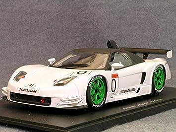 2003 Acura Honda Nsx Jgtc Test Car Diecast Model Car 1