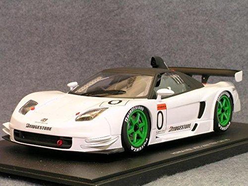 1/18 ホンダNSX'03JGTC テストカー#0ホワイト 803969
