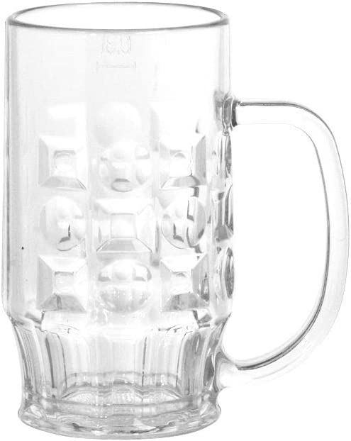SCHORM GESELLSCHAFT M.B.H. 9006 Jarra de cerveza, policarbonato