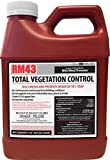 RM43 43-Percent Glyphosate Plus Weed Preventer for Total Vegetation Control, 32-Ounce