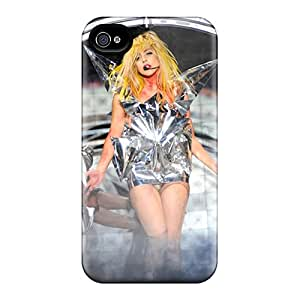 New Arrival Cases Covers With QrM23723bofm Design For Iphone 6plus- Lady Gaga Black Friday