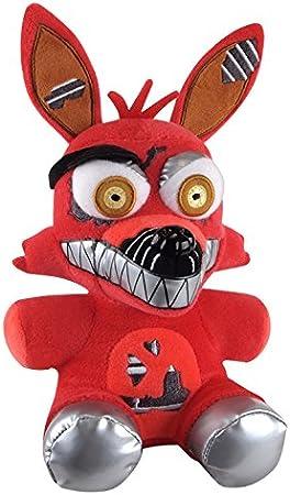 Koala Stuffed Animals Mini, Amazon Com Funko Five Nights At Freddy S Nightmare Foxy Plush 6 Toys Games