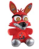 Funko Five Nights at Freddy's Nightmare Foxy Plush, 6″