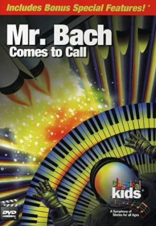 Amazon Classical Kids Mr Bach Comes To Call Classical Kids