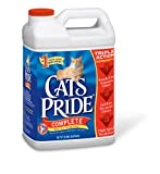 Cat's Pride Complete Multi-Cat Scoopable Litter Jug, 20-Pound, My Pet Supplies