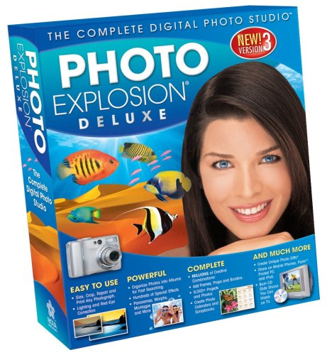 photo explosion software - 9