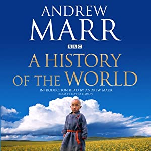 A History of the World Hörbuch