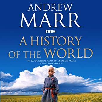 A History of the World (Audio Download): Amazon co uk