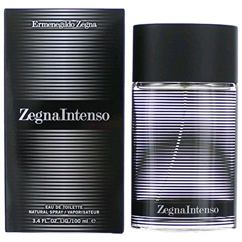 Zegna Intenso By Ermenegildo Zegna For Men, Eau De Toilette Spray, 3.3-Ounce - Discount Zegna