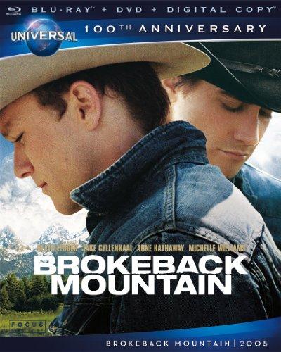Brokeback Mountain (Blu-ray + DVD + Digital Copy)