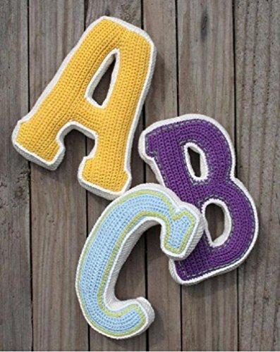\FB2\ Crochet A To Z Alphabets With Symbolic Patterns. enmienda Based Nuevo Center Alpha