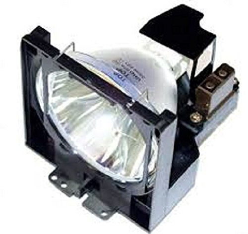 Original Philips Lamp & Housing for the Sanyo PLC-SP10 Projector - 180 Day (Sp10 Philips Lamps)