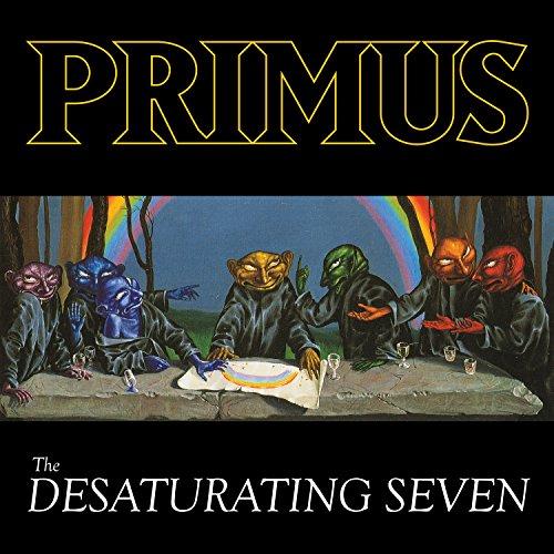 Primus - The Desaturating Seven - CD - FLAC - 2017 - FATHEAD Download