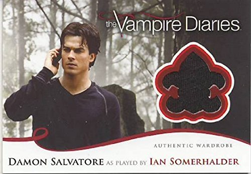Vampire Diaries Season 2 Wardrobe Relic Card