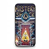 Gravity Falls Season Animation Tv Series for Iphone and Samsung Galaxy (iPhone 5/5s black)