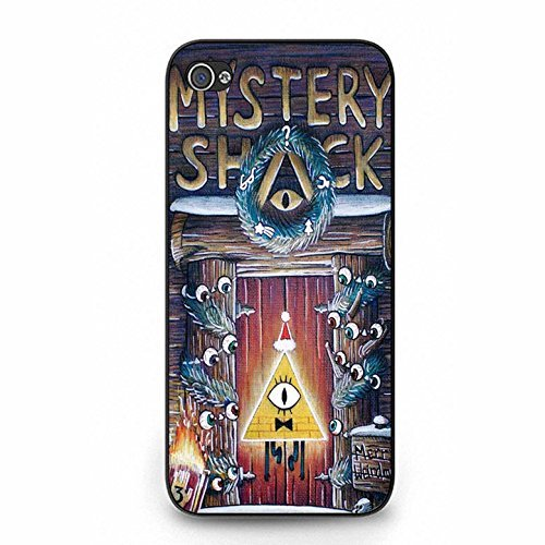 Gravity Falls Season Animation Tv Series for Iphone and Samsung Galaxy (iPhone 5/5s black) (Gravity Falls Season 1)
