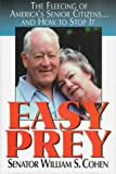 Easy Prey, William S. Cohen, 1569247374