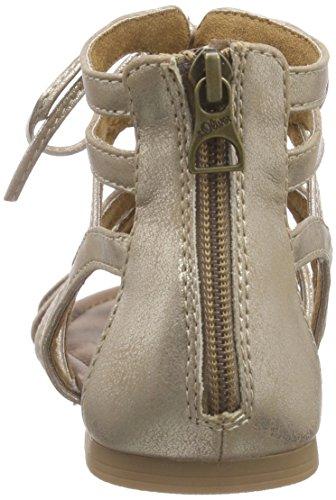 edd67e98a6e0 s.Oliver Women s 28123 Roman Sandals Pink Size  8  Amazon.co.uk  Shoes    Bags