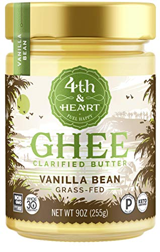 Vanilla Bean Grass-Fed Ghee