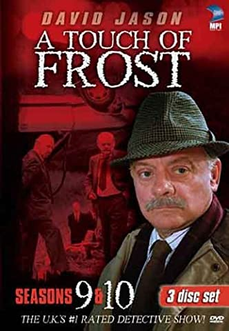 A Touch of Frost - Seasons 9 and 10 (Master Touch Dvd)