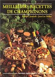 Meilleures recettes de champignons