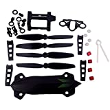 YouCute spare parts forMJX B6 Bugs 6 B6F B6FD Rc Drone blades Battery holder (Large kit)