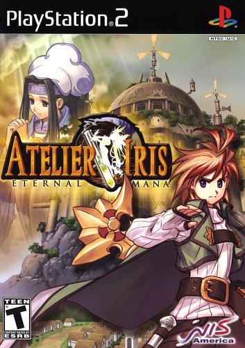 Atelier Iris 2 Ps2 - Atelier Iris Eternal Mana - PlayStation 2
