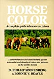 img - for Horse Color book / textbook / text book