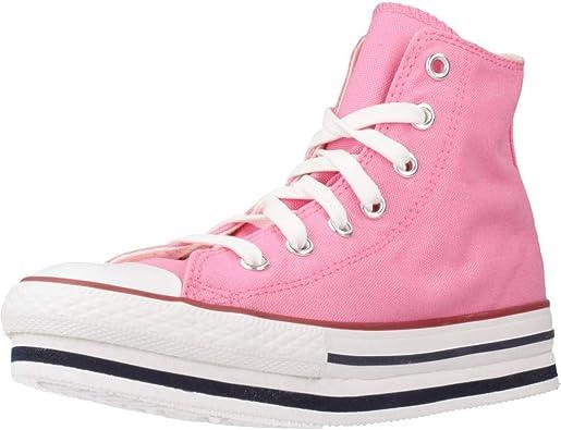 converse rosa bambina