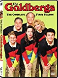 The Goldbergs: The Complete First Season on DVD Sep 9