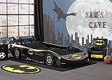 DC Comics Batman Batmobile Car Twin Bed by Delta