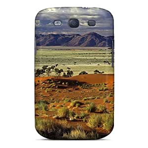 Fashion Protective Savanna Case Cover For Galaxy S3