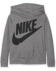 Nike Rally FNL Neck Hoodie YTH - Sudadera para niña