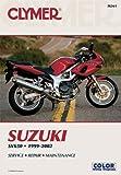 The Suzuki Sv650, 1999-2002, Clymer Publications Staff and Penton Staff, 0892878037