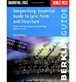 [(Songwriting: Essential Guide to Lyric Form and Structure)] [Author: Pat Pattison] published on (February, 2007)