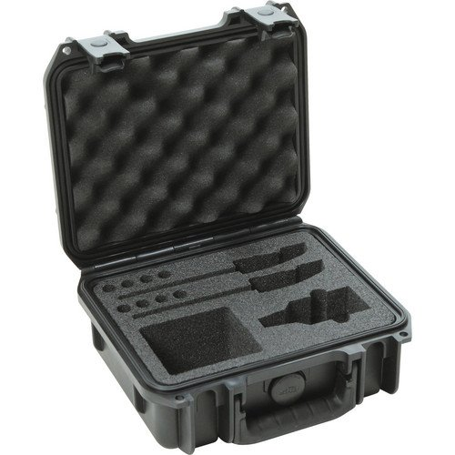 SKB iSeries Military Standard Waterproof Sennheiser EW Wireless Mic System Case by SKB
