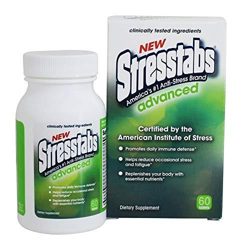 Stresstabs - Advanced Stress Formula - 60 Tablets