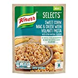 Knorr Selects Pasta Side Dish, Sweet Corn Mac & Cheese with Volanti Pasta 4.6 oz
