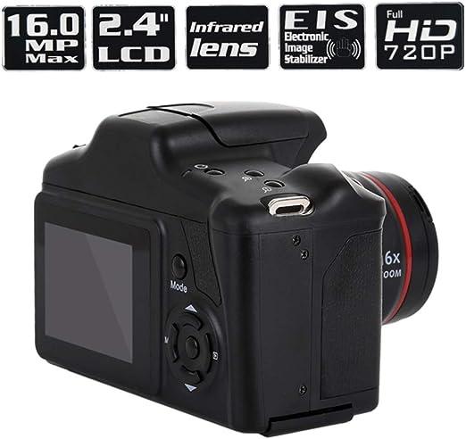Rekkle HD SLR de la cámara teleobjetivo de la cámara Digital de 5 ...