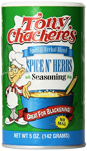 Tony Chachere's Special Herbal Blend Spice N' Herb Seasoning - 5 oz (Pack of 2)