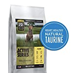 Active Series Field Dog Chicken Formula, Peas and Flax Free Dry Dog Food, 30 lb. bag 4
