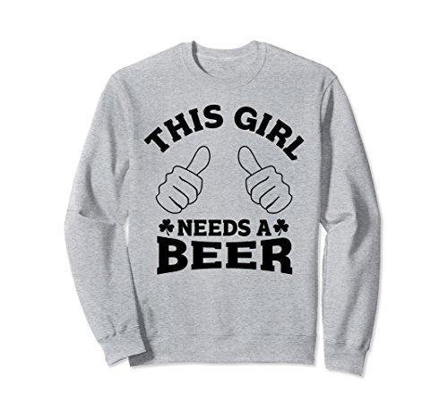 Beer Kids Sweatshirt - 6