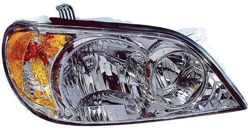 Depo 323-1111R-AS Kia Sedona Passenger Side Replacement Headlight Assembly