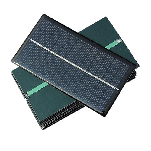 Mini 6v 1w Solar Panel Bank Solar Power Panel Module Diy Power For Light Battery Cell Phone Toy Chargers Portable Active Components Integrated Circuits