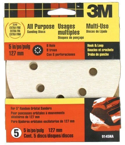 5 Quick Change Dustless Sanding Disc 3m Company