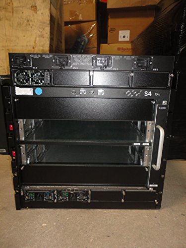 Enterasys S-Series S4-CHASSIS-POE4 (PoE Subsystem) Switch