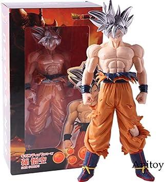 Dragon BALL ULTRA Instinct colleziono personaggio di Son Goku in PVC