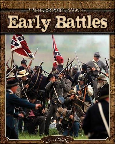 Early Battles (Civil War (Abdo))